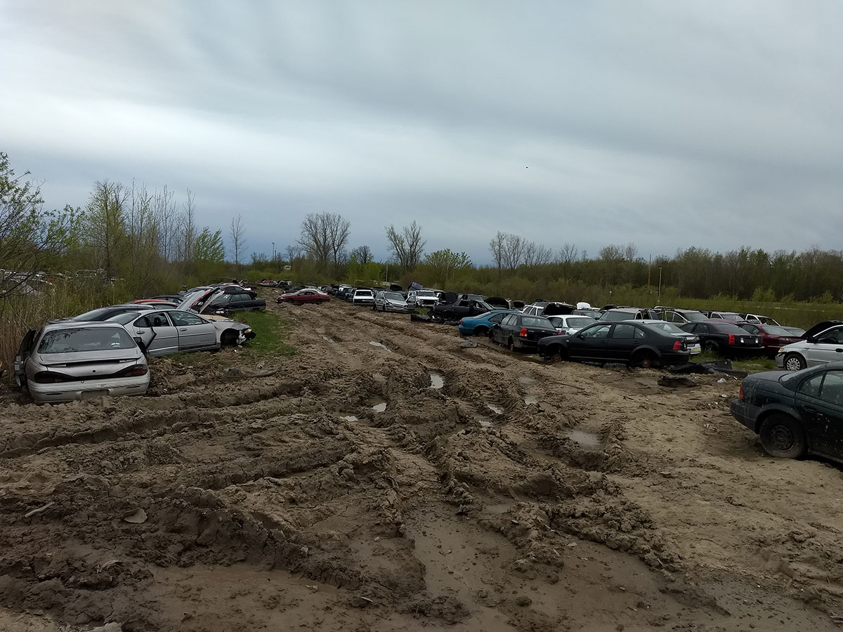 Saginaw Auto Recyclers >> Tri City Used Cars And Parts Salvage Auto Parts Auburn Mi